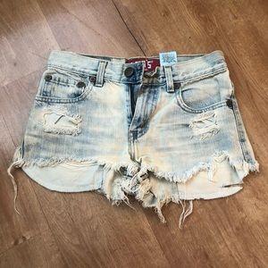 Levi Vintage 511 Denim Shorts